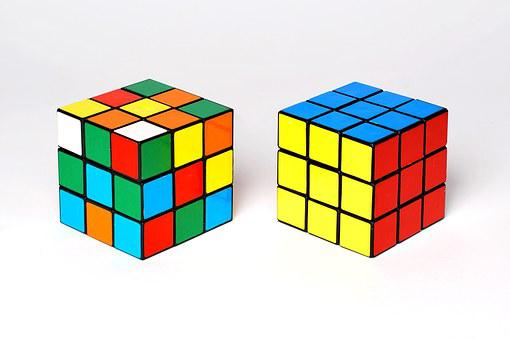 Puzzle, Game, Cube, Rubik's Cube, Toy, Think, Task