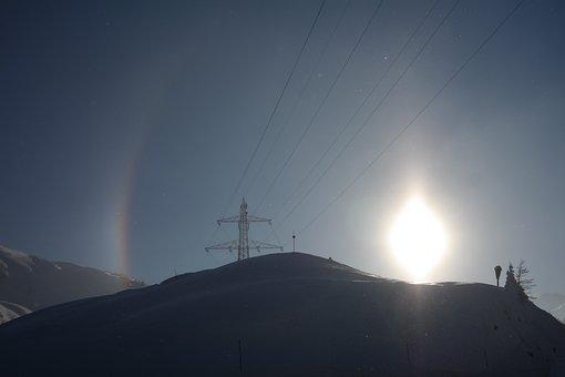 Halo, Sun, Light Effect, Atmosphere, Reflection