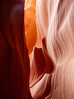 Sandstone, Canyon, Landscape, Scenery, Scenic