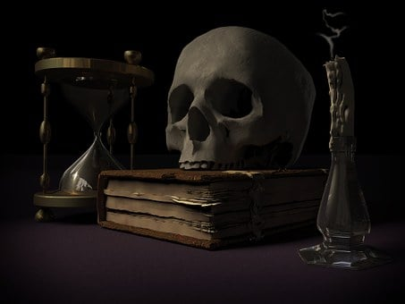 Mortality, Skull And Crossbones, Vanitas, Memento Mori