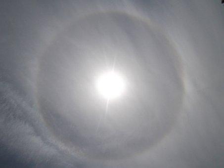 Halo Effect, Sun Circle, Light Effect