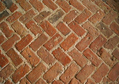 Brick, Pattern, Ground, Brick Stone, Texture