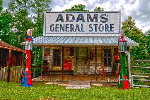 Adams General Store, Alabama, American, Arizona