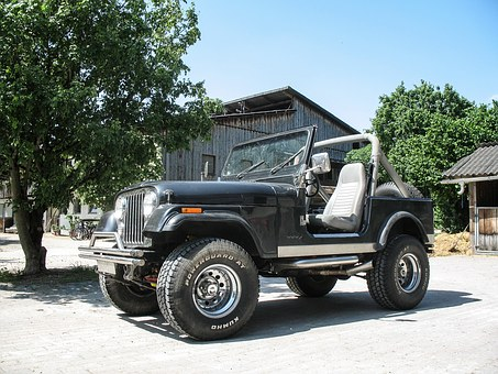 Jeep, Offroad, Auto, All Terrain Vehicle