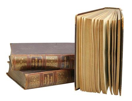 Books, Antiquariat, Antique, Leather Covers, Book