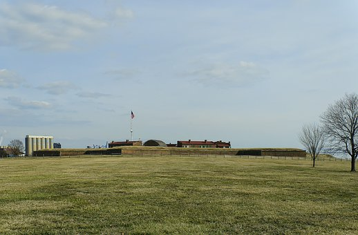 Fort Mchenry, Baltimore, History, War Of 1812, Military