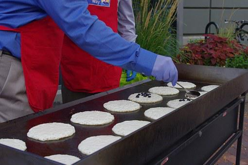 Community, Pancake, Feed, Breakfast, United Way