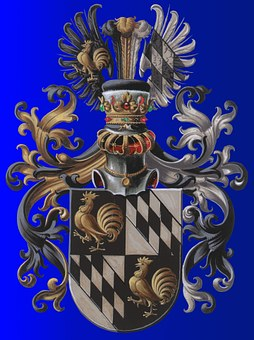 Coat Of Arms, European, Tradition, Hereditary