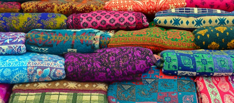 Fabric, Cloth, Colorful, Color, Fluttering Cloth, Wool