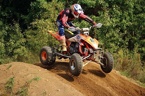 Motorsport, Cross, Enduro, Quad, Atv, Motocross Ride