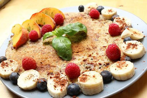Cook, Pancake, Eat, Healthy, Food, Nutrition, Delicious