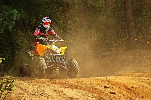 Enduro, Cross, Motocross, Quad, Atv, Motorsport