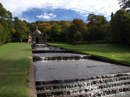 Chatsworth House, Peak District, Grounds, Architecture