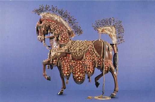 Horse, Armor, 18th Century, War, Warrior, Knight