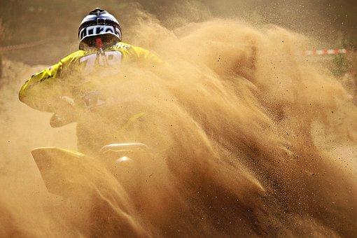 Cross, Motocross, Enduro, Sand, Motocross Ride