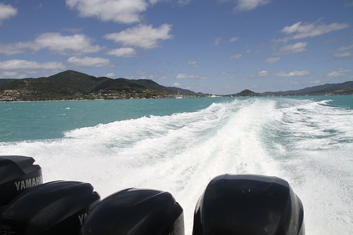 Speedboat, Power Boat, Motor, Powerboat, Motors, More