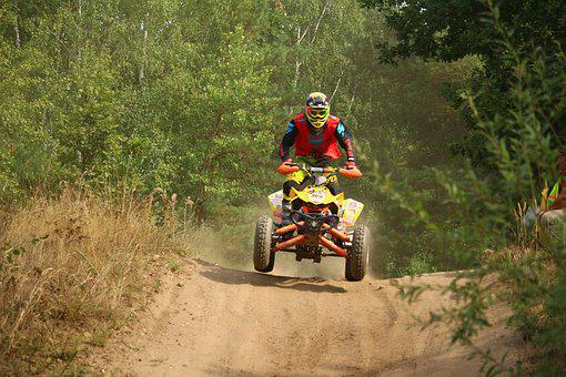 Cross, Motorsport, Enduro, Quad, Atv, Motocross