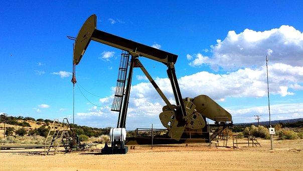 Refinery, Pump, Oil Pump, Industry, Oil Rig, Gas, Fuel
