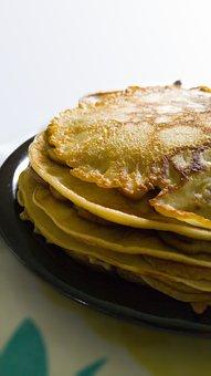 Pancake, Pancakes, Delicacy, Dessert, Food, Nami