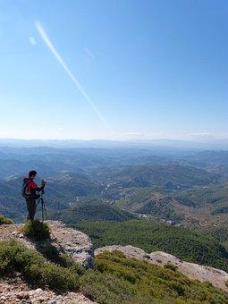 Photographer, Landscape, Photography, Top, Mountain