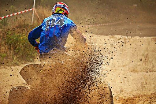 Motocross, Cross, Enduro, Atv, Quad, Motocross Ride