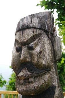 The Korean Totem Pole, Folk Born, Republic Of Korea