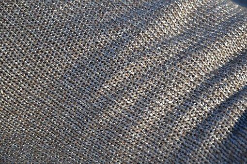 Material, Web, Fabric, Model, Silver, Wallpaper, Wool