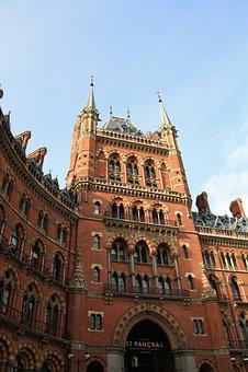Hotel, London, Tourist, Architecture, England, City
