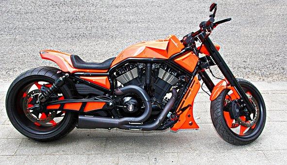 Motorcycle, Bike, Biker, Sport, Speed, Race, Vehicle