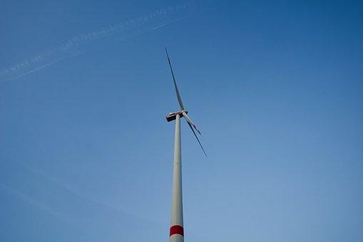 Pinwheel, Wind Power, Wind Energy, Wind Park, Landscape