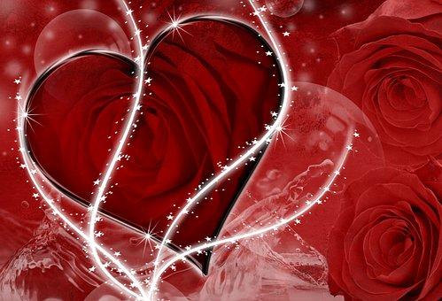 Heart, Love, Red, Romantic, Valentine, Romance