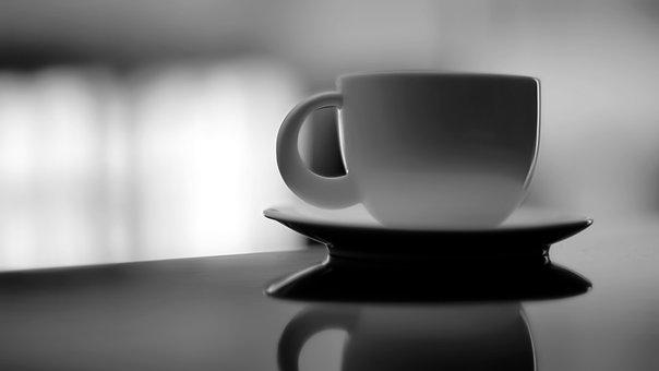 Coffee, Cup, Mug, Espresso, Cappuccino, Pause, Table