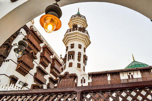 Masjid, Mosque, Wooden, Heritage, Musium, Jeddah, Ksa