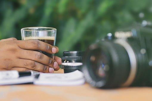 Coffee, Cup, Espresso, Drink, Pause, Caffeine, Hand