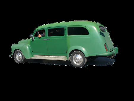Car, Former, Transport, Automobile, Retro, Old