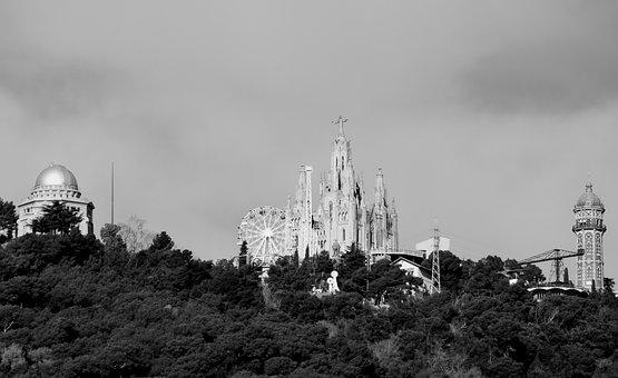 Tibidabo, Catalonia, Tourism, Barcelona, Architecture