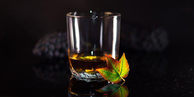 Rum, Whiskey, Autumn, Brandy, Whisky, Alcohol