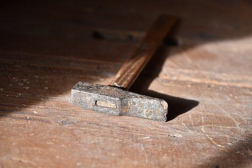 Hammer, Tool, Carpenter, Tools, Diy, Work, To Build