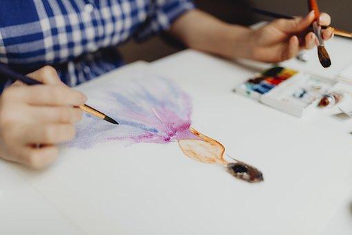 Activity, Art, Art Book, Artist, Artistic, Blue, Book