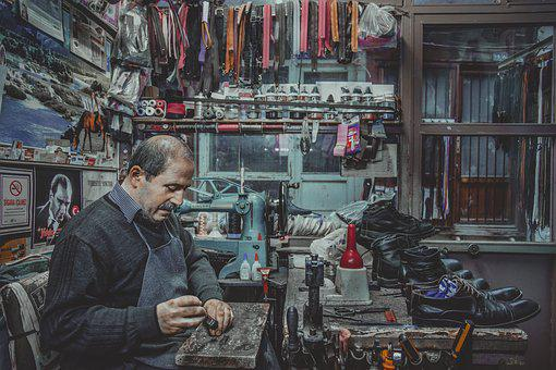 Shoes, Shoemaker, Dress Shoes, Craft, Art, Culture