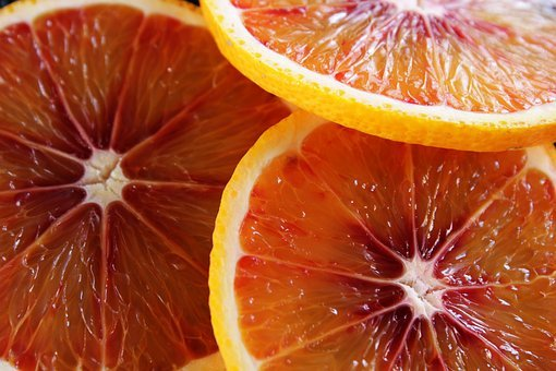 Orange, Blood Orange, Citrus, Fruit, Healthy, Vitamin C