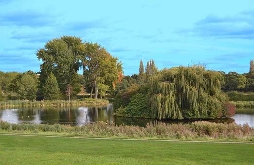 Landscapes, Country Parks, Cusworth, Doncaster