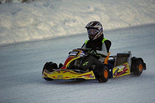 Kart, Kart Racing, Go Kart, Speed, Race, Karting