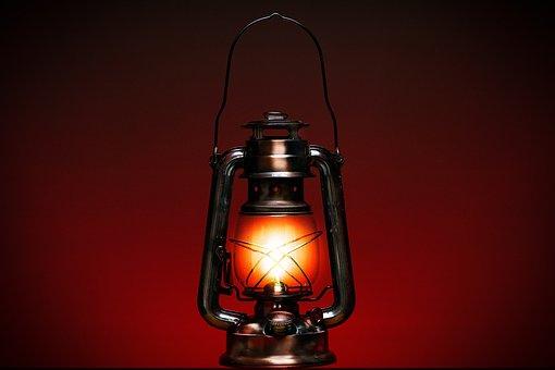 Lamp, A Storm Of Light, Warm Light, Time Travel, Fire