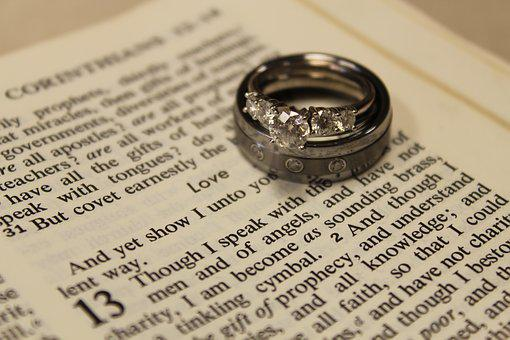 Wedding Rings, Marriage Love, Couple Love