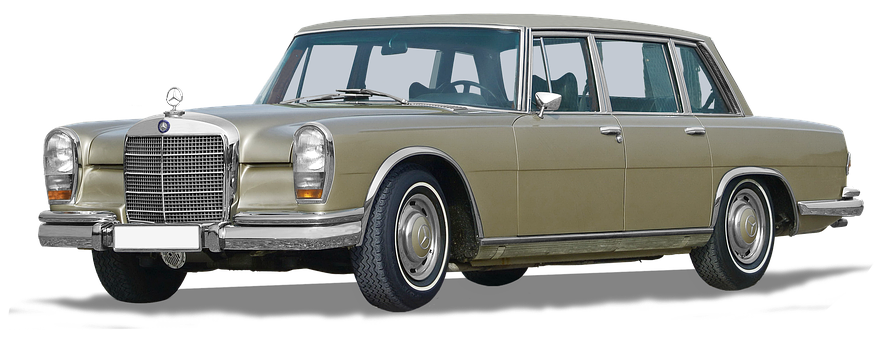 Mercedes Benz, W100, Type 600, 8-cyl, 250hp, 205kmh