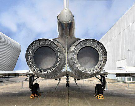 Mirage Iv, Dassault, Aircraft, Reactors, Turbine