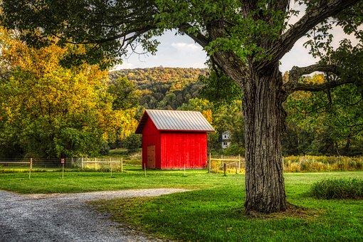Vermont, Landscape, Scenic, Tourism, Scenery