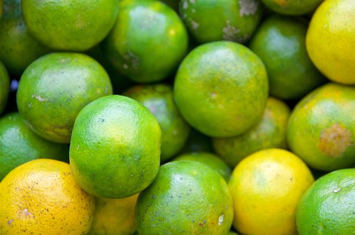 Mandarin Fruit, Market, Tangerine, Healthy, Summer