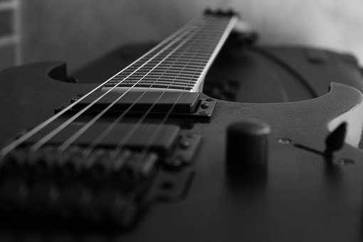 Guitar, Music, Guitarist, Musician, Instrument, Sound